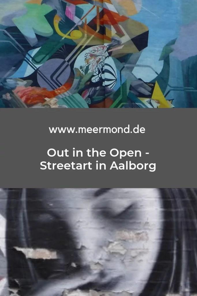 Streetart Aalborg Meermond Pinterest