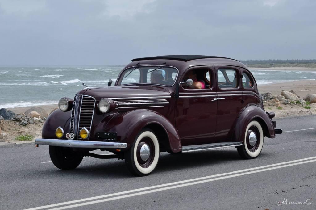 dänisches Auto