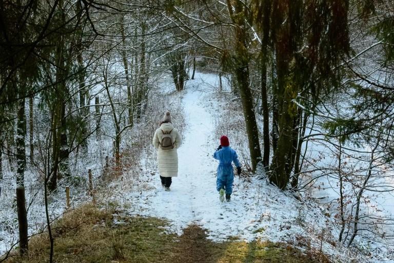 Schnür deine Wanderschuhe und finde den Winter!
