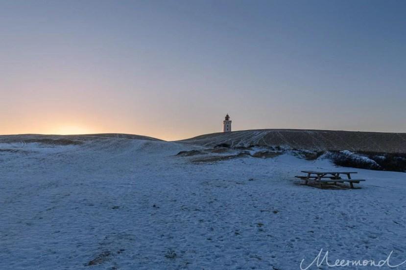 Winter an der Rubjerg Knude