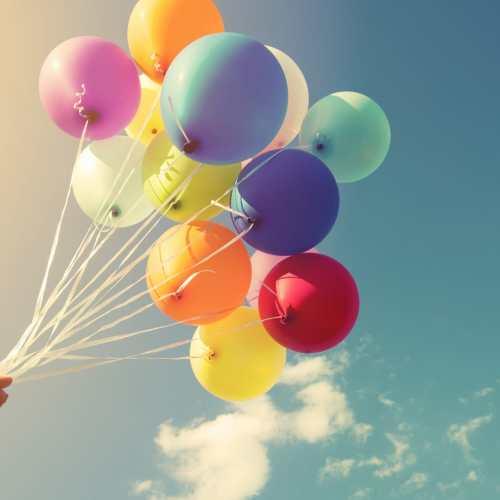 Zijn ballonnen gevaarlijk voor kinderen?