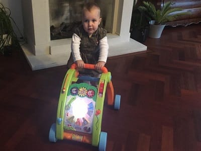 Het succes van de Little Tikes 3-in-1 Activity Walker