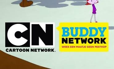De week tegen het pesten met Cartoon Network