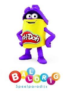 Play-Doh en Ballorig bouwen een feestje deze herfstvakantie