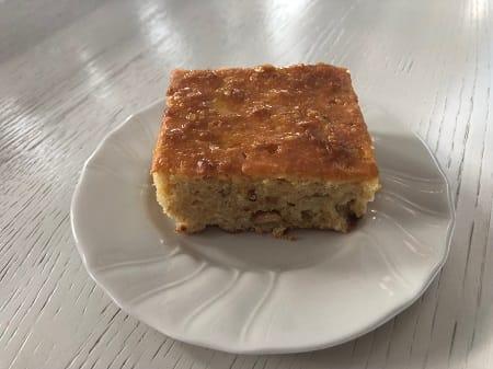 Suus bakt: een Italiaanse amandelcake