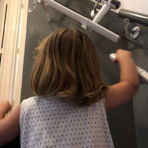 Mippaa, veilig  traplopen voor kinderen