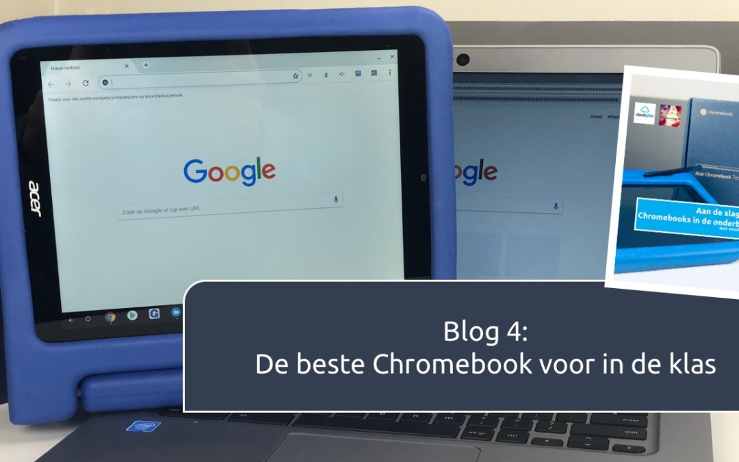 Wat is de beste Chromebook voor in de klas?