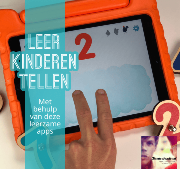 Leer kinderen tellen met behulp van deze leerzame apps