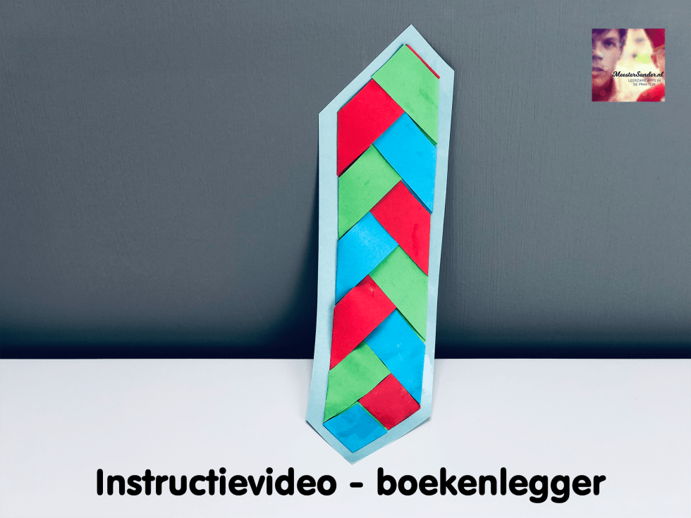 instructievideo boekenlegger