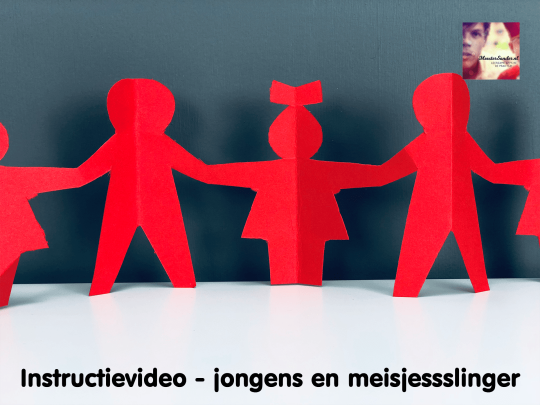 instructievideo jongens en meisjesslinger