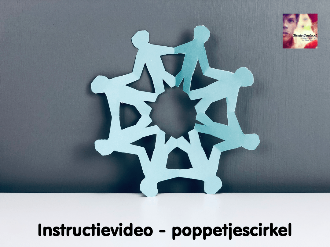 instructievideo poppetjescirkel