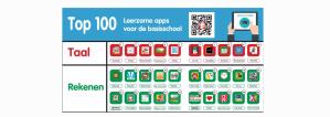 Top 100 leerzame apps voor de basisschool