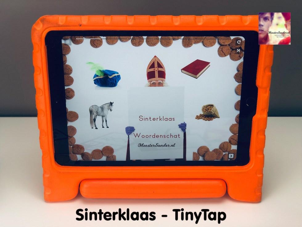 Sinterklaas Tinytap