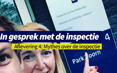 Aflevering 4: Mythes over de inspectie