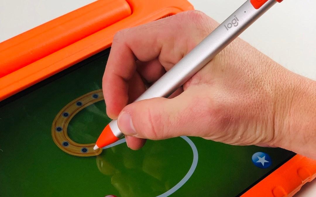 Schrijven op de iPad was nog nooit zo makkelijk en fijn – Review Logitech Crayon