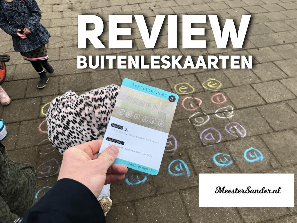 Review Buitenleskaarten