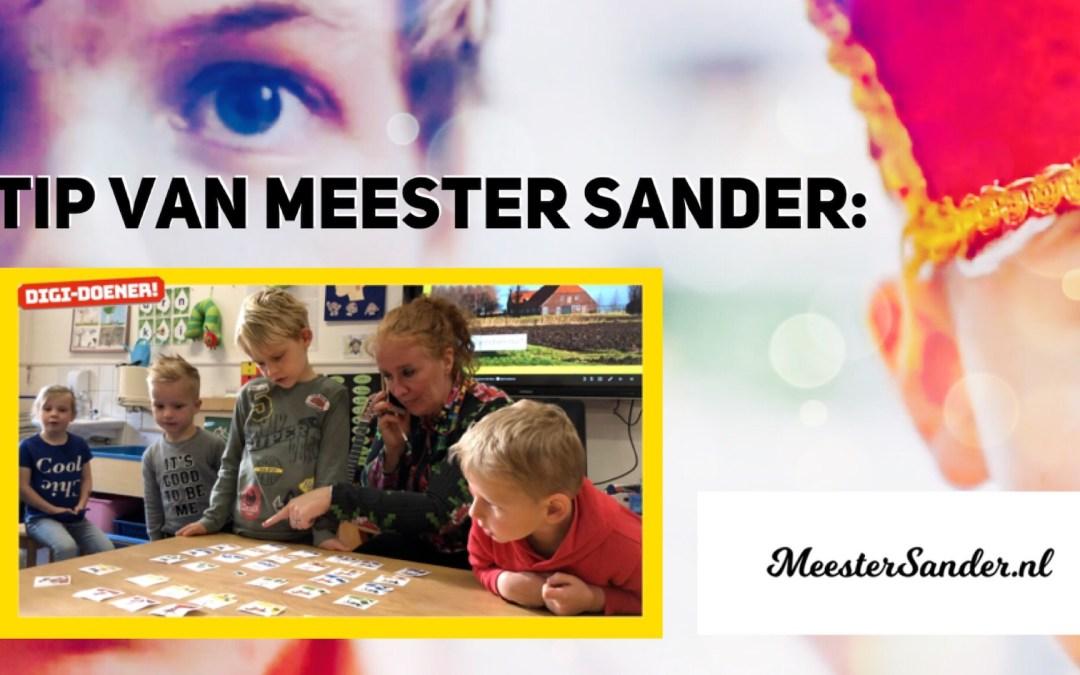 Geef les in digitale vaardigheden met de gratis digi-doener – Tip van meester Sander