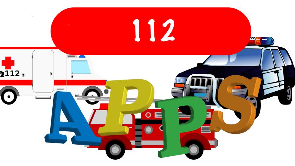 politie brandweer ambulance apps