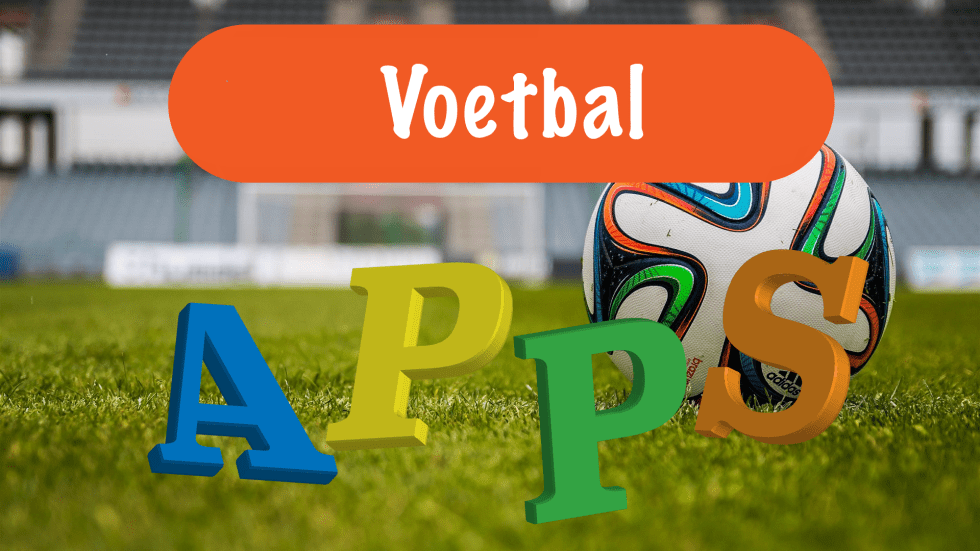 apps thema voetbal