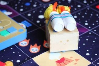 Cubetto ruimte avonturen