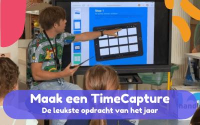 De leukste opdracht voor het eind van het schooljaar – Amac Timecapture