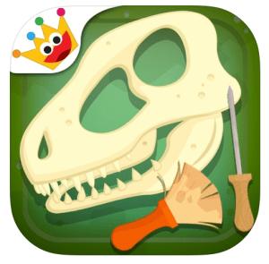 DInosaurus app archeoloog