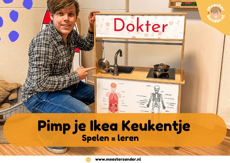 Pimp je Ikea Keuken – Tip voor thuis en in de klas