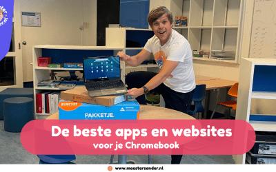 De beste Chromebook apps en websites voor leerkrachten en studenten