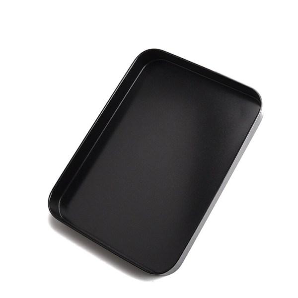 黑色長方形烘焙烤盤