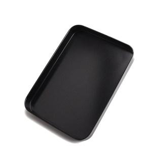 長方形烘焙烤盤(黑色)