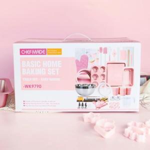 粉紅烘焙套裝系列 (24件)