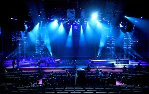 Prenguin nota de l'agenda de concerts i… Que comenci l'espectacle!
