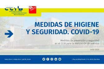Mesures d'higiene i seguretat. COVID-19