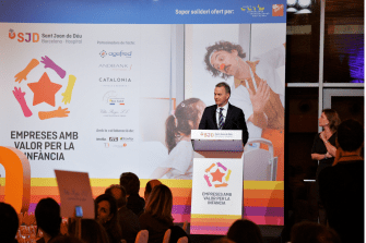 El Hospital Sant Joan de Déu recauda 76.950€ en el CCIB contra el cáncer infantil
