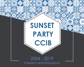 The Sunset Party honors Barcelona and the 15 years of the CCIB