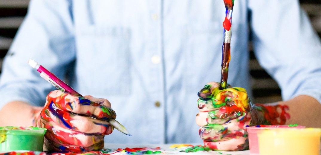 Art kids activity