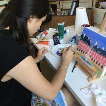 Pigalle art class