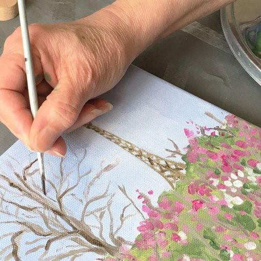start painting tips