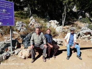 Diktaion Andron - Zeus cave on the Lasssithi Plateau