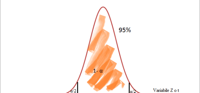 Calcolo dell'intervallo di confidenza per la media campionaria