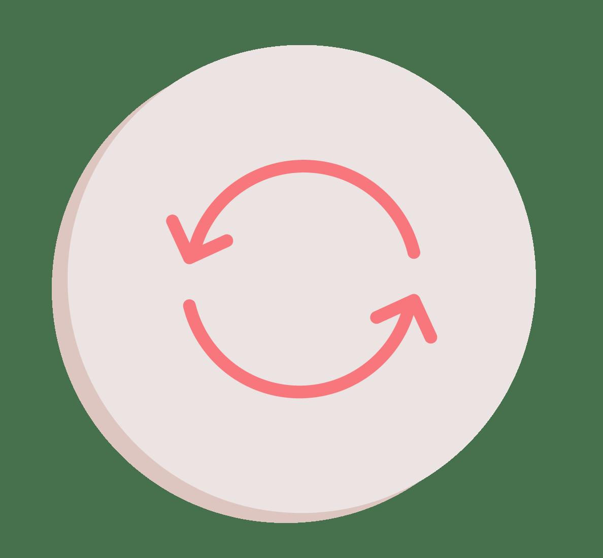 Recurring meeting icon