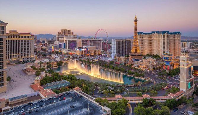 Image of Las Vegas Strip