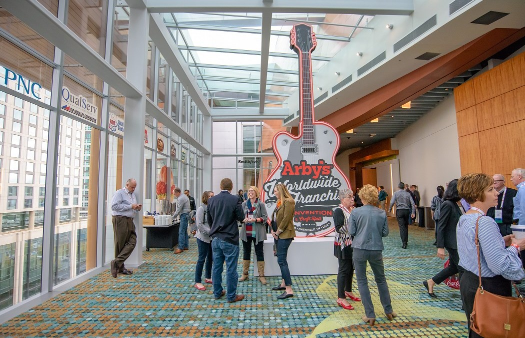We Have the Meetings: The Arby's Attendee Experience