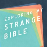 my strange bible logo