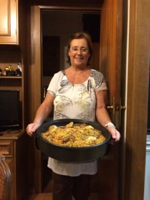 day-11g-lunch-with-ferran2-mercedes-y-su-paella