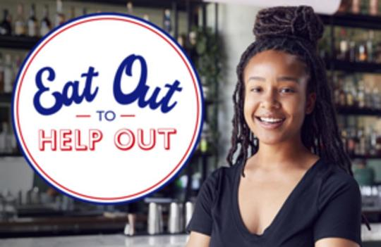 Eat Out to Help Out GOV.UK