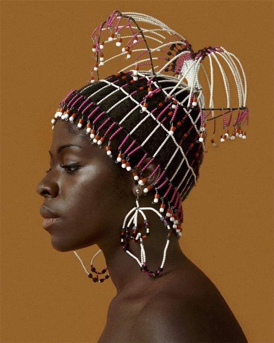 Kwame Brathwaite- Black is Beautiful