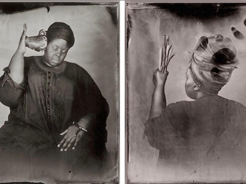 Khadija Saye: Cowries Incense and Amulets
