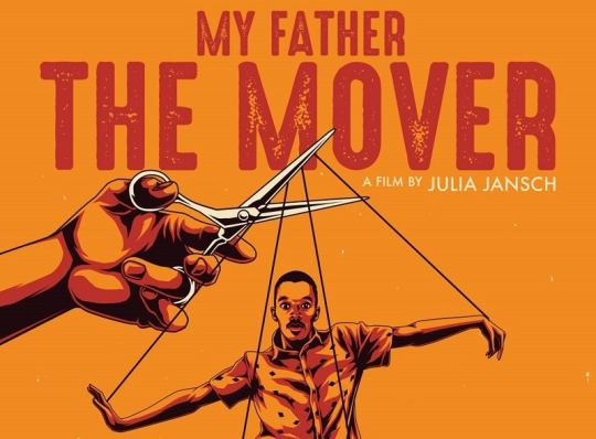 My Father the Mover Dir. Julia Jansch