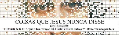 Coisas que Jesus nunca disse